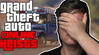 BITTE NICHT FEUERN GTA V Online Heists EsKay Die Crew