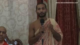 Mayapur Gurukul Lifestyle, Daily Schedule by Krishna Chaitanya Prabhu at ISKCON Nashik