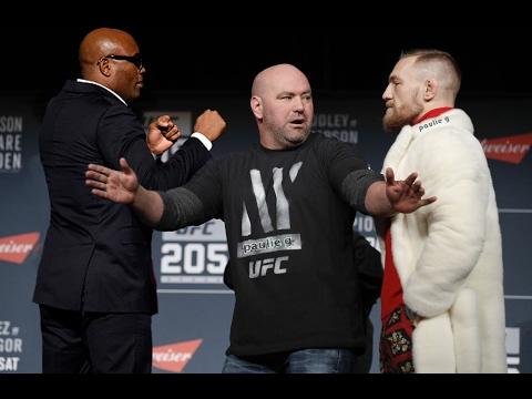 UFC 227: Conor McGregor versus Anderson Silva Full Fight Video Breakdown by Paulie G