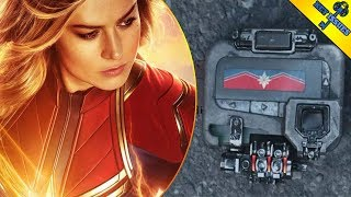 Captain Marvel's New Ability (Avengers Endgame Theory/ Possible Spoilers)