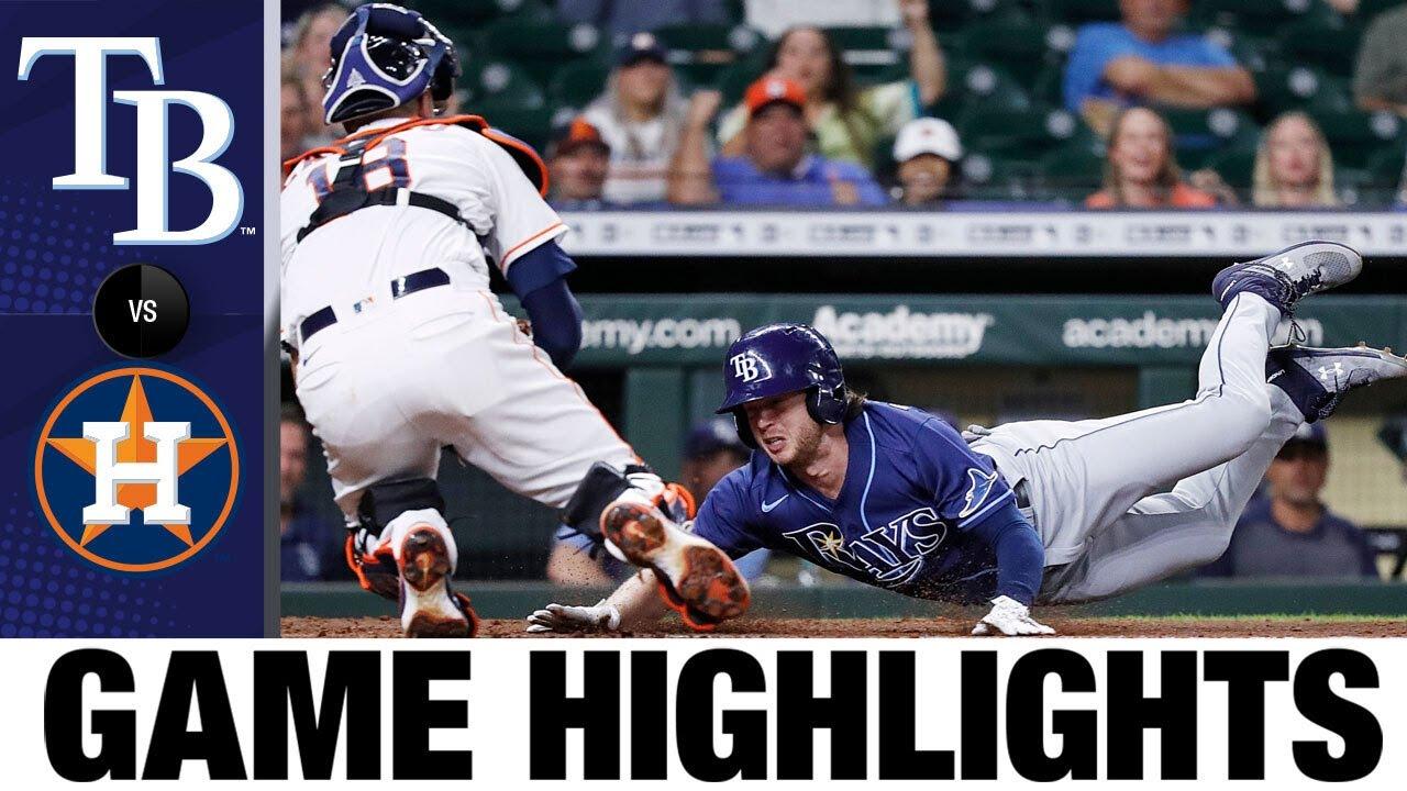 Download Rays vs. Astros Highlights (9/29/21) | MLB Highlights