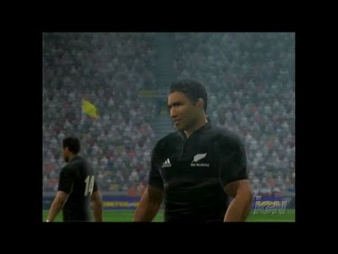 Rugby 06 Xbox Gameplay – Inside The Scrum