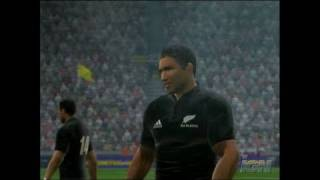 Rugby 06 Xbox Gameplay - Inside The Scrum
