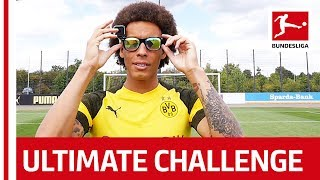 Götze, Witsel & Co. - Borussia Dortmund's Crazy Glasses Challenge Video
