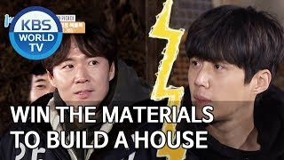 Win the materials to build a house [2 Days & 1 Night Season 4/ENG/2020.01.05]