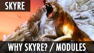 Skyrim Mod: Skyrim Redone - Why SkyRe? / Modules