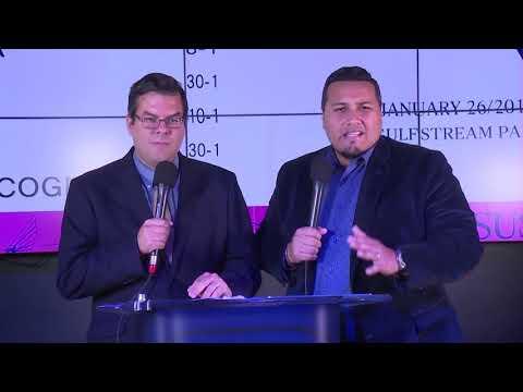 Puestos de partida y pre-analisis Pegasus World Cup 2019