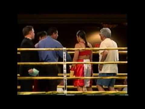 Miriam Nakamoto vs  Kina Malpartida April 20, 2006