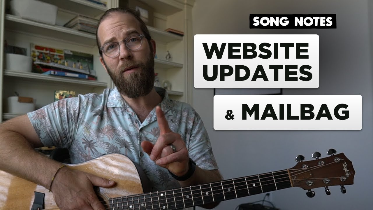 Making it easier to find PDF chord sheets (Q&A • August 2019)
