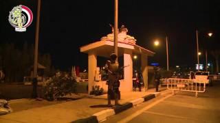 الجيش الثالث الميدانى يؤمن منتدى التجارة الإفريقى بشرم الشيخ.. فيديو