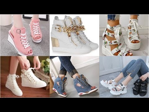 Latest And Stylish Formal Sandal Shoes /wedge Shoes For Women