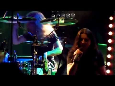 Eluveitie - A rose for epona live @ Alcatraz 19-9-2012