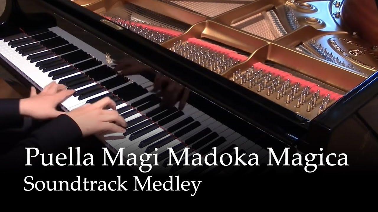 mahou shoujo madoka magica - soundtrack medley piano