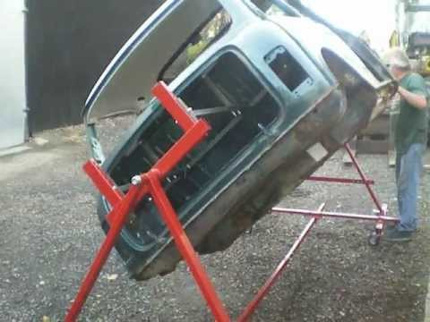 Watch on diy car rotisserie