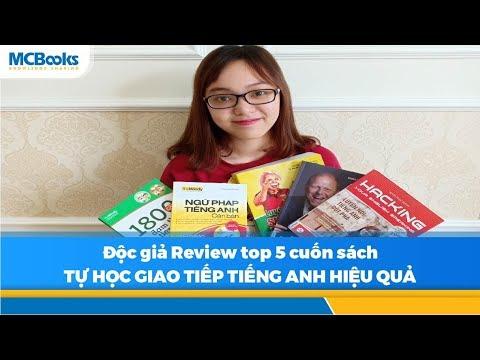 Sinh viên ngoại ngữ review top 5 cuốn sách tự học tiếng Anh hiệu quả