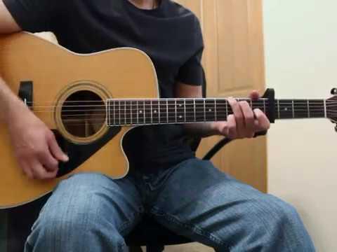 Play It Again - Luke Bryan - Guitar Lesson