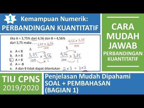 tiu-cpns---perbandingan-kuantitatif-(kemampuan-numerik)---soal-dan-pembahasan-lengkap-(bagian-1)