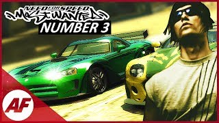 Need for Speed Most Wanted 2005 - Number 3 on Blacklist Let