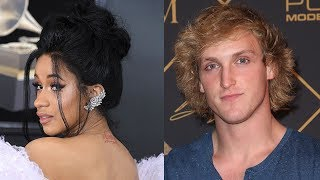 Logan Paul SLAMMED After THIS Comment On Cardi B