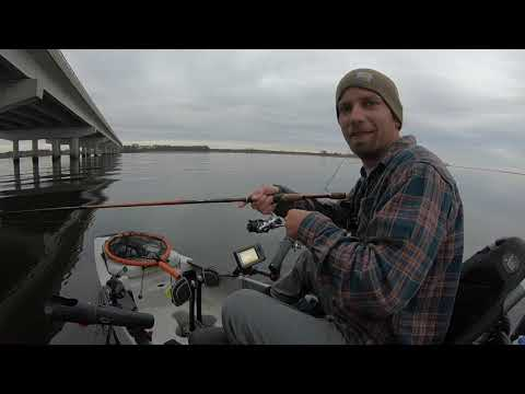 New Bern Speckle Trout Fishing