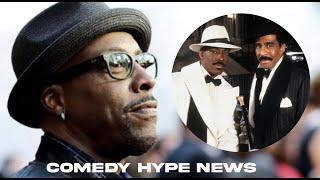 Arsenio Hall Confirms Eddie Murphy & Richard Pryor Rivalry - CH News Show