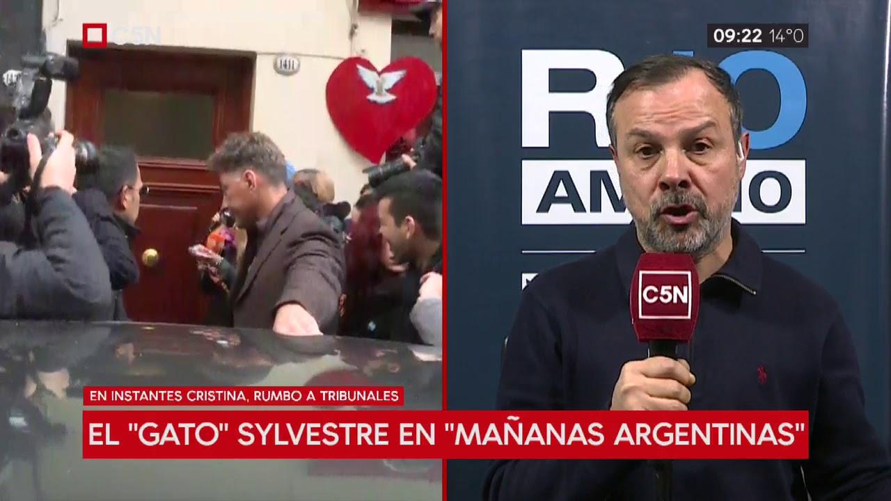 Análisis de Gustavo Sylvestre en Mañanas Argentinas - 13/08/2018