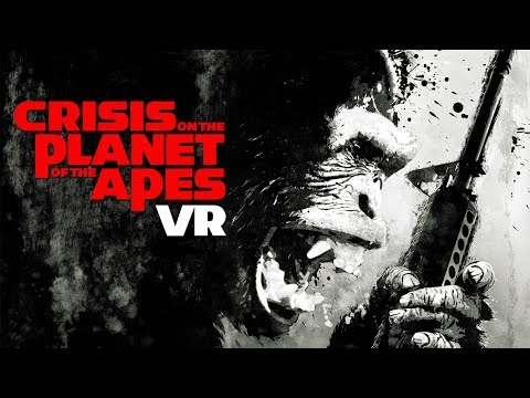 Crisis on the Planet of the Apes VR | Announce Teaser Trailer (Actual VR Game Footage) | FoxNext