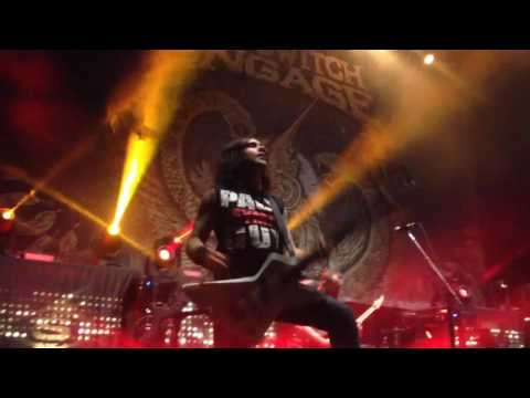 Beyond the Flames - Killswitch Engage -Edmonton 2016