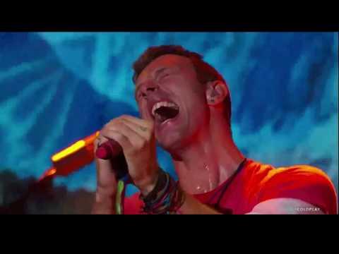 Coldplay - Amazing Day live @ the Belasco Theatre LA 2015