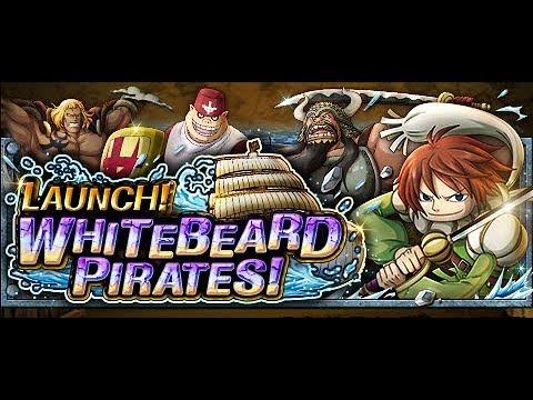 Launch! Whitebeard Pirates! - 30 Stamina - Tesoro Team - OPTC Global
