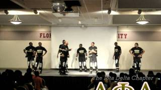 "Alpha Phi Alpha at ""Stomp The Yard"" - Oasis Step Show presented by FSU"