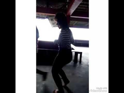 Anak joget penatapan Berastagi/Babarsari