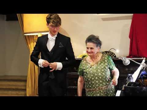 Da Chopin Ai Giorni Nostri Attraverso Brahms - Profilo Del Compositore Andrea Talmelli