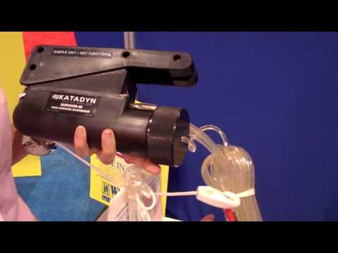 Survival at Sea: Reverse Osmosis Pump