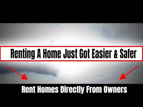 Homes for rent by private owner - Rent to own homes app