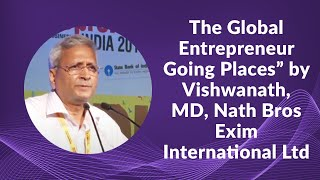 The Global Entrepreneur Going Places by