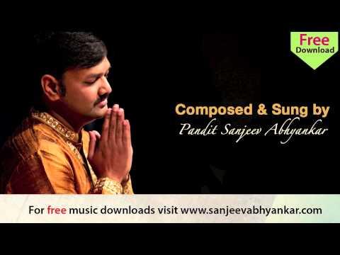 Sanjeev Abhyankar Marathi Bhajan Abhang