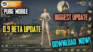 PUBG Mobile Update 0.9 Beta OUT! Night Mode, FPP Driving, With Download Link