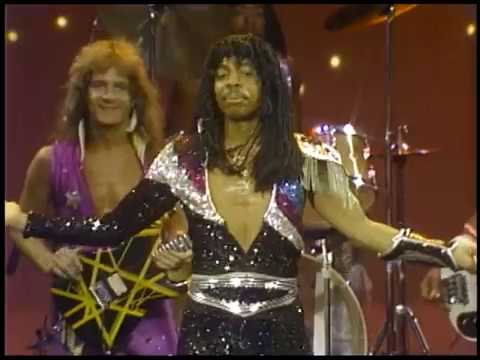 """Rick James- """"Super Freak/Interview/Ghetto Life"""" 1981 (Reelin' In The Years Archive)"""