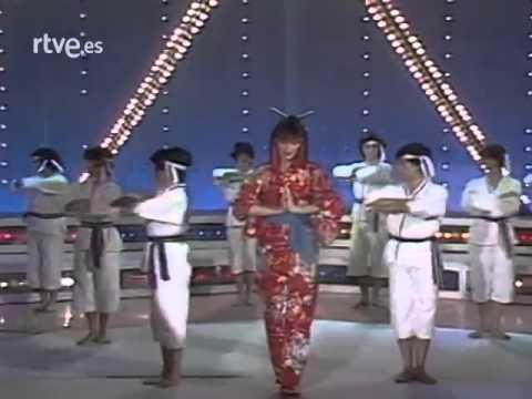 """Aneka """"Little Lady"""" """"Japanese Boy"""" Aplauso 16-01-82"""