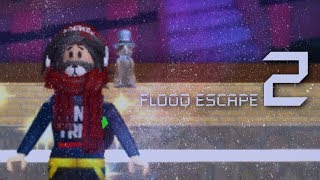 me being bad at flood escape | roblox