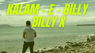 Video BillyX - Kalam-e-Billy download MP3, 3GP, MP4, WEBM, AVI, FLV Agustus 2018