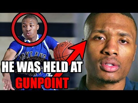 The Time Damian Lillard Was Held At GUNPOINT In High School But Became an NBA STAR