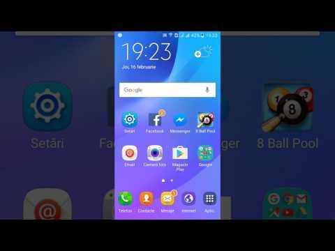 3G Digi Net - Setari pentru Android (J3 - 2016)