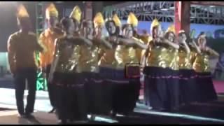 festival danau poso tari kendeng toroi pamona selatan