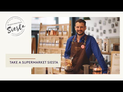 Supermarket Siesta Launch Event