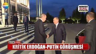 Kritik Erdoğan-Putin görüşmesi