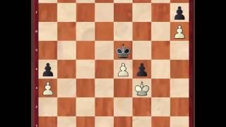 Шахматы. Пешечный эндшпиль - Запасной темп