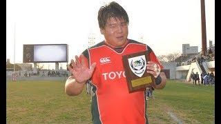 Yoto Ioki man of the match impact at scrum vs NTT Shining Arcs
