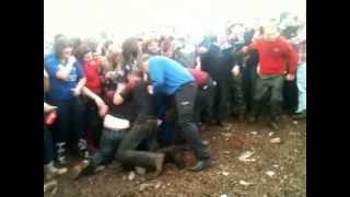 Highland show 2012, herdsman bar